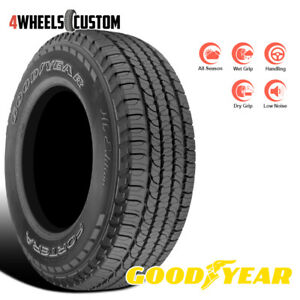 1 X New Goodyear Fortera Hl 265 50r20 107t Quiet All Season Traction Tire