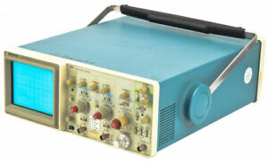 Tektronix 2215 60mhz 40w Two Channel Analog Delayed Sweep Oscilloscope