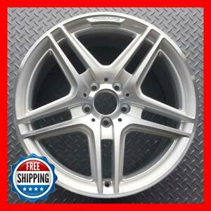 Mercedes C Class C300 C350 2008 2013 Genuine Amg Wheel Front 18 Rim 85058 R