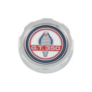 Ford Mustang Gas Cap Chrome Shelby Gt350 44 52895 1