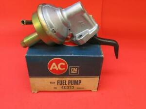 1965 66 Pontiac Gto 389 421 Tri Power Nos Ac Fuel Pump 40373 Gm 6416732