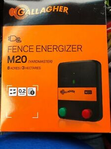 Gallagher Yardmaster M20 Electric Fence Charger