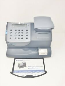 Pitney Bowes Mailstation 2 K700 K7mo Digital Postage Stamp Meter And Scale New
