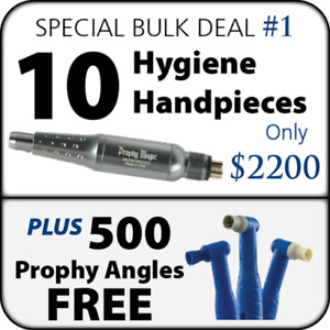 Lube Free Nlr Hygiene Handpieces 500 Cr Choice Angles Free Save Big Off Retail