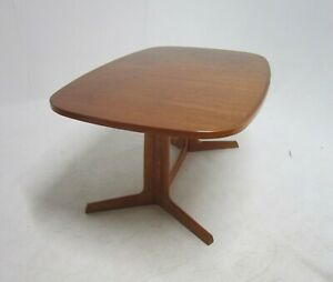 Mid Century Modern Teak Extension Dining Table Mobelfabrik