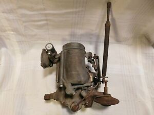 1953 1957 Studebaker Commanders Bendix Stromberg Ww Carburetor Back Draft