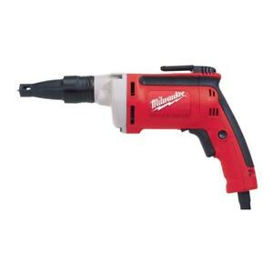 Milwaukee 6740 20 2500 Rpm Decking Drywall And Framing Screwdriver Brand New