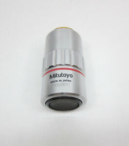 Mitutoyo Objective Lens M Plan Apo 5x 0 14 0 F 200 S n p70537611