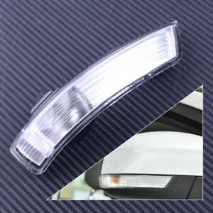 Right Wing Mirror Turn Signal Light Lens 8m5113b382aa Fit For Ford Focus 08 16