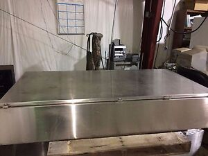 Hoffman Stainless Steel Enclosure A72h3612sslp3pt Type 3r 4 4x 12 Size 72x36x12