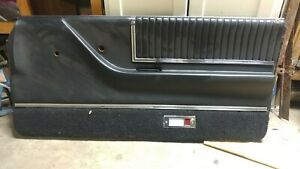 1966 Ford Thunderbird Passenger Side Interior Door Panel