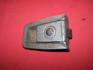 Mopar 66 67 B Body Wagon Rear Floor Latch Belvedere Satellite Coronet