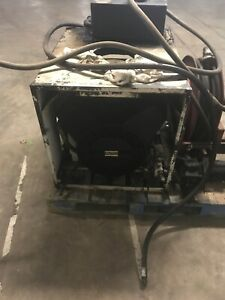 Atlas Copco Air Compressor Truck Mount With Pto Hose Reel And Tank Complete