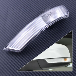 Fit Ford Focus 08 16 Left Wing Mirror Turn Signal Light Lens 8m5113b382aa New