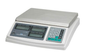 Transcell Tcs3t 6 Counting Scale With Vibration Resistance 6 Lb X 0 0002 Lb