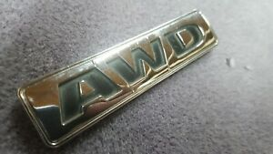 2006 2007 2008 2009 2010 Dodge Charger Awd All Wheel Drive Emblem Ships Fast
