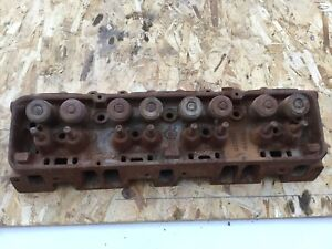 Gm Chevy Chevrolet Small Block Sbc Cylinder Head 333882