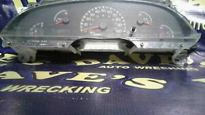 99 Ford F150 Speedometer Instrument Cluster