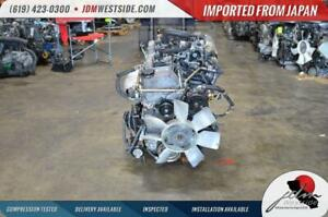 1995 1999 Toyota 4runner Tacoma T100 Engine 3rz 2 7l Jdm 8 Port Coilpack Engine