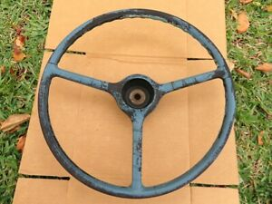 Vintage Steering Wheel Rat Rod Chevy Ford Truck Dodge