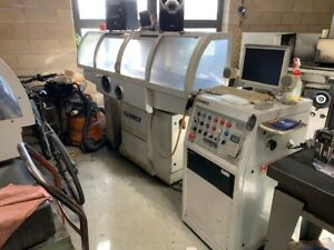 Harig Ez Surf 2 Ultra Precision 230v 3ph Automatic 3 axis Cnc Surface Grinder