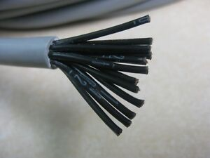 60 Of Helukabel 10014 Control Cable 12 Conductor X 0 5mm2 20awg Stranded Copper