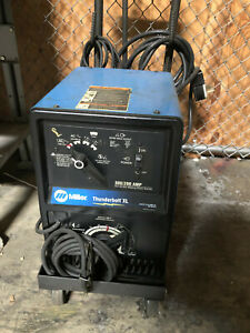 Miller Thunderbolt Xl Ac dc 300 200 Welder Price Lowered To Sell