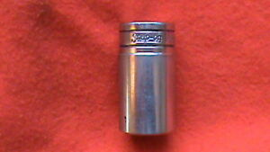 Snap On 1 1 16 Oil Pressure Sender Switch Socket 3 8 Drive A119a