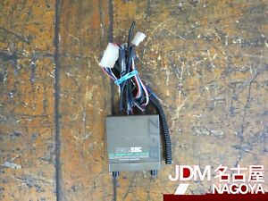 Rare Jdm Blitz Boost Solenoid Electronic Dual Sbs Boost Controller Only