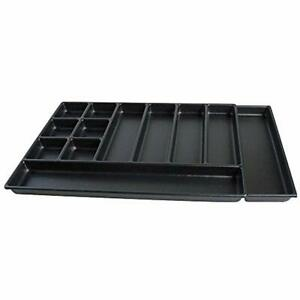 81934 2 Tool Chests Cabinets 12 compartment Divider For 34 W Kennedy Roller