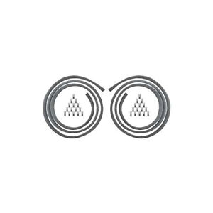 Model A Ford Cowl Lacing Set Replacement Type 28 21712 1