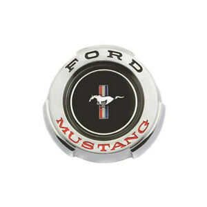 Ford Mustang Gas Cap Chrome Without Security Cable Standard Models