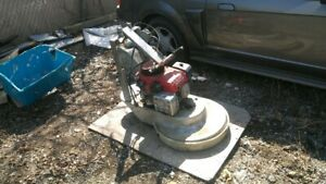 Honda Propane Floor Buffer burnisher