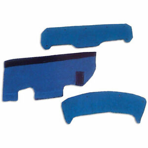North By Honeywell Sb470 Terry Cloth Sweatbands Blue Lot Of 10