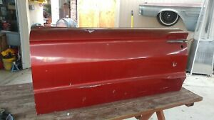 1966 Ford Thunderbird Driver Side Door