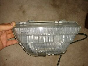 Mercedes W126 Sec Coupe Right Fog Light Assembly 82 91