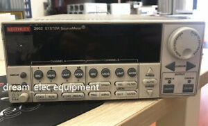 Keithley 2602 System Sourcemeter