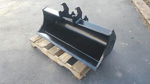 New 48 Ditch Cleaning Bucket For A Kubota Kx40