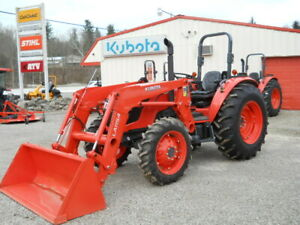 Used Kubota M7060 hd12 With La1154 Loader