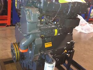 Caterpillar Remanufactured Diesel Engines 3054c