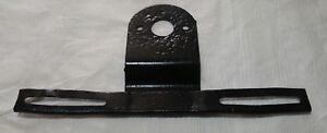 1940s 1950s Willys Jeepster License Plate Holder