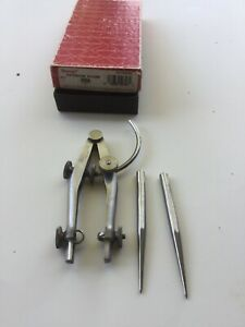 Starrett No 85a 7 Extension Divider Carpenter Machinist Tool Maker Other