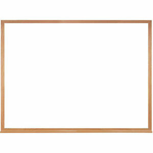 Ghent Acrylate Whiteboard White 36 X 24 Lot Of 1