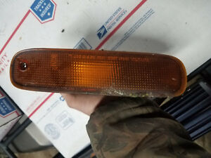 1994 95 Toyota Celica Front Bumper Turn Signal Light Lh Drivers