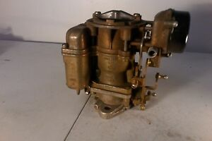 Carter Yf new Carburetor 6161s