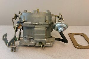Carter Bbd New Dodge Chrysler 383 Carburetor