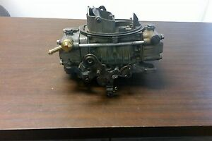 Holley 4160 600 cfm Carburetor