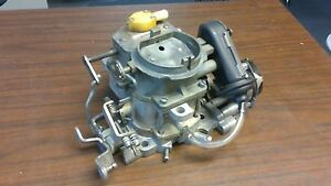 Jeep Amc Carter Bbd Carburetor 8253s