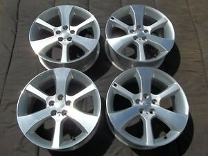 2014 Subaru Outback 17 Wheels Stock Oem Factory 5x100mm Rims 17 Legacy Forester