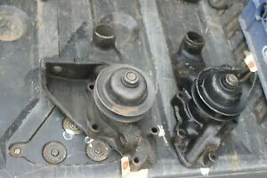 1949 1950 Lincoln Rebuilt Flathead Water Pumps Pair Br
